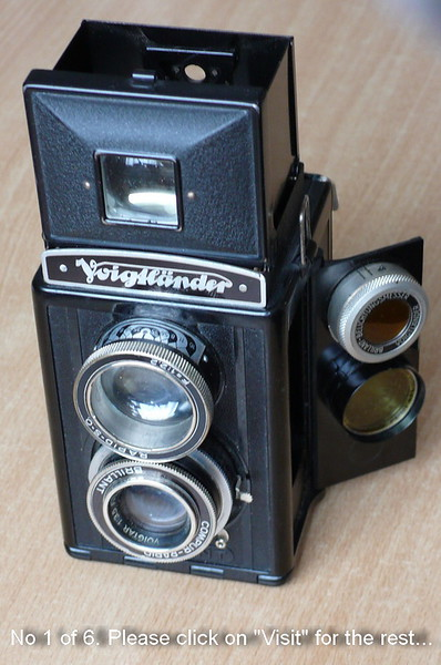Voigtlander Brillant Focussing