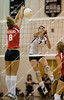 Athens vs. Troy<br /> 2008 Girl's High School Volleyball
