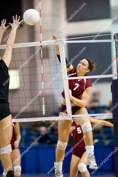 Holland Christian vs. Ida<br /> Girl's High School Volleyball<br /> 2008 MHSAA Class B Semifinals
