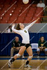 Calumet vs. Monroe St. Mary CC<br /> Girl's High School Volleyball<br /> 2008 MHSAA Class C Semifinals