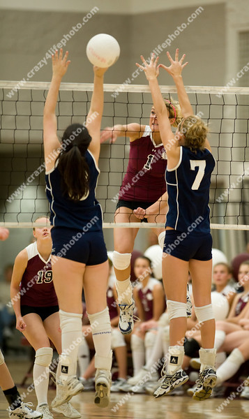 Andover vs. Seaholm<br /> 2008 Girl's High School Volleyball