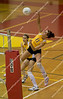 Adams vs. Athens<br /> Girl's High School Volleyball<br /> 2008 MHSAA Districts
