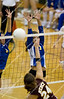 Bloomfield Hills Marion vs. Farmington Hills Mercy<br /> Girl's High School Volleyball<br /> 2008 MHSAA Regionals