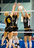 Lutheran Westland v. Pellston<br /> Girl's High School Volleyball<br /> 2008 MHSAA Class D Semifinals