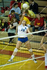 Romeo vs. Rochester<br /> Girl's High School Volleyball<br /> 2008 MHSAA Districts