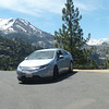 Scenic turnout on Hwy 108, about 10 miles west of Sonora Pass.