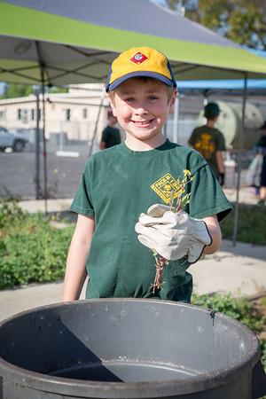 Volunteer Day - April 22, 2017