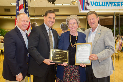 Older Adult Volunteer Recognition Luncheon - April 20, 2016