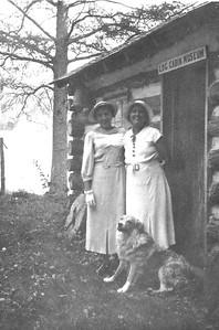 Mary Von Arx and her older sister Katherine (Von Arx Langen)