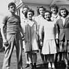 1944 - Grade 11 at St. Peter's High School, Hokah, Mn