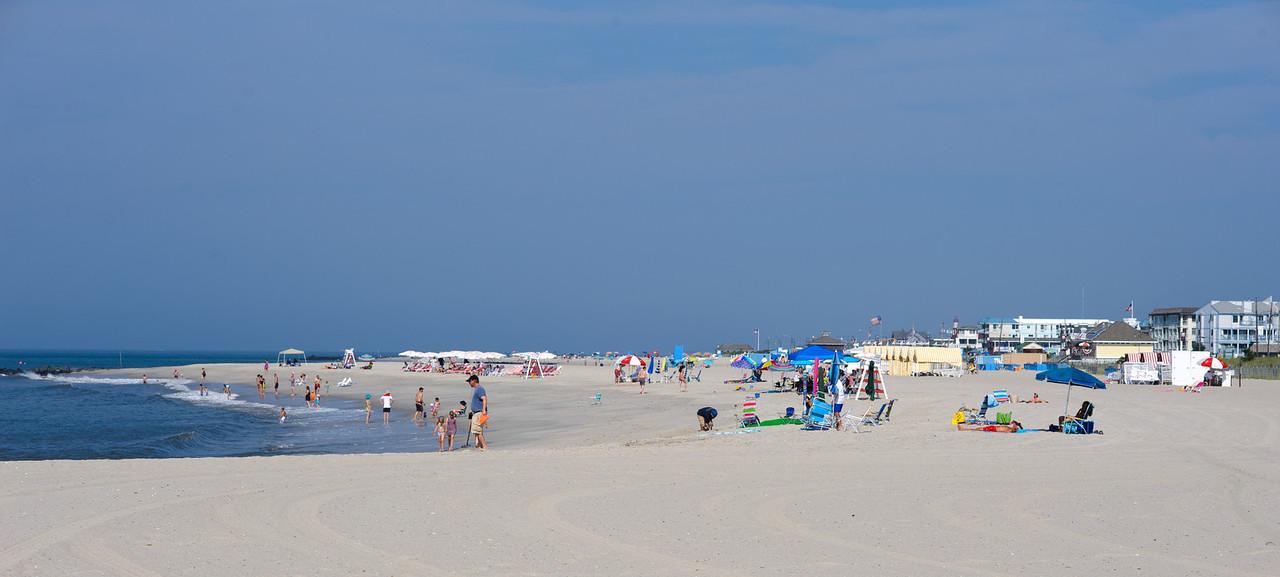 Cape May beach