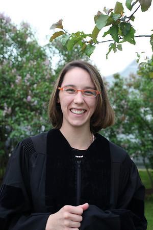 Vermont Law School Graduation 2010