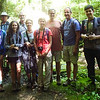 Group Photo Grandfather Mountain Profile Trail Photo Hike
