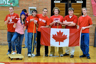 All–Universe High School Curling Champions!