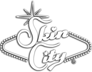 Skin City Watermark White