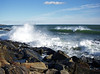 "WAVES December 3d ""New Castle, NH :"
