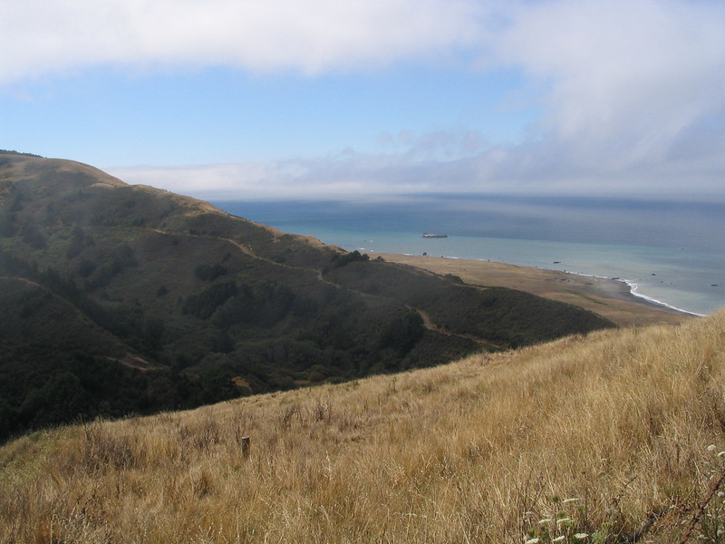 North end of Lost Coast