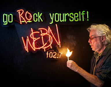 WEBN's Joel Moss - creates the score each year for the WEBN Fireworks