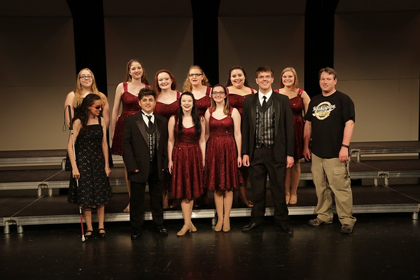 WHS Choir Spring Performance 2018
