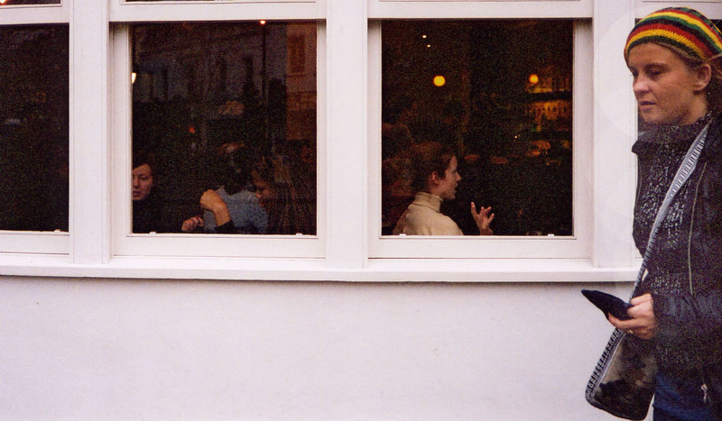 Restaurant- Notting Hill- London, England