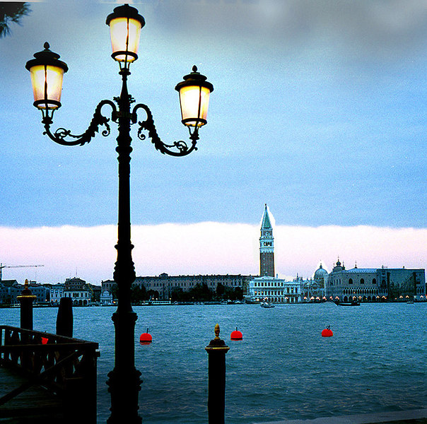 Venice from Cipriani Hotel-