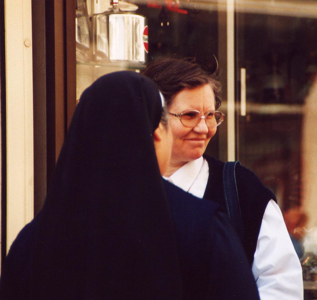 Nuns, Lisbon, Portugal