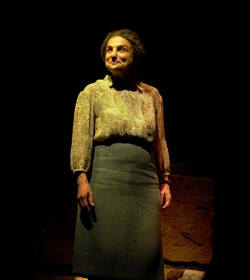 """""""Golda"""" on Broadway starring: Tova Feldshuh"""