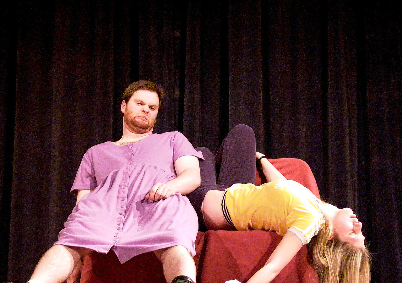 State University at New Paltz, theater Group