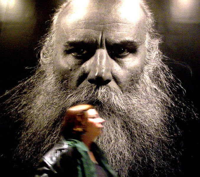 Lucas Samaras exhibit at the Whitney