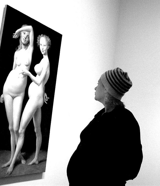 Wistful thinking- Metropolitan Museum of Art, New York City.