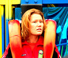 At the Prater Amusement Park, Viennna, Austria
