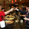 Free Mediterranian Pizza!  GREAT!<br /> <br /> Photo by Chris Rourke