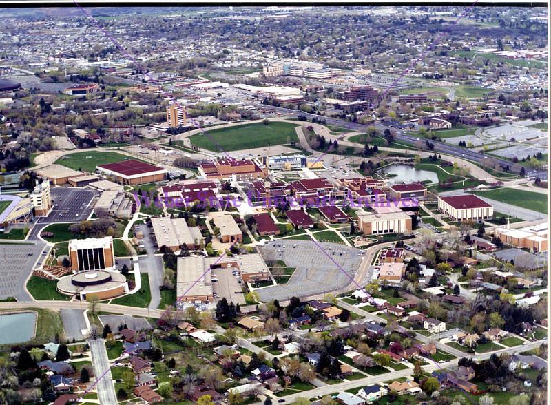 Campus 001, 2002-2007