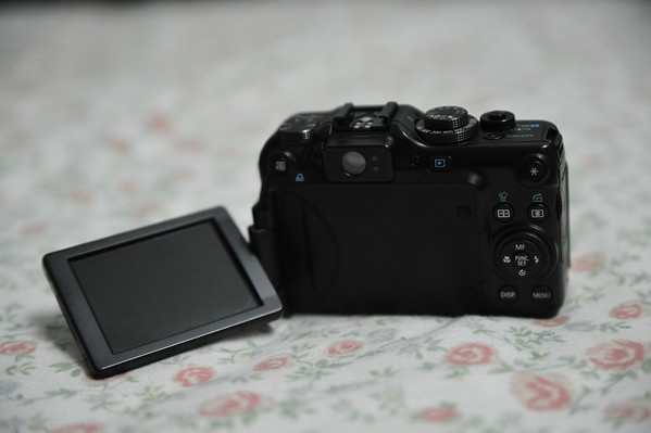 Item #1: Canon PowerShot G11