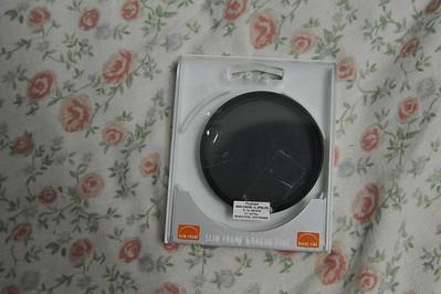 Item #3: Hoya 67mm CPL Filter