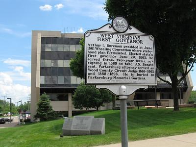 WVa Historical Markers
