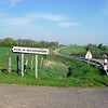 Entrance to Heiligenbronn Farm, April 2011.