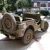 1944 Willys MB with CN/399 markings, 2000.