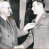 Mike Colalillo receives Medal of Honor from President Truman, 1945.