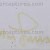 Original signature (in ink) of General Adolf Galland.