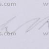Original signature (in pencil) of Air Marshal Sir Harold (Mick) Martin KCB CB DSO* AFC RAAF.