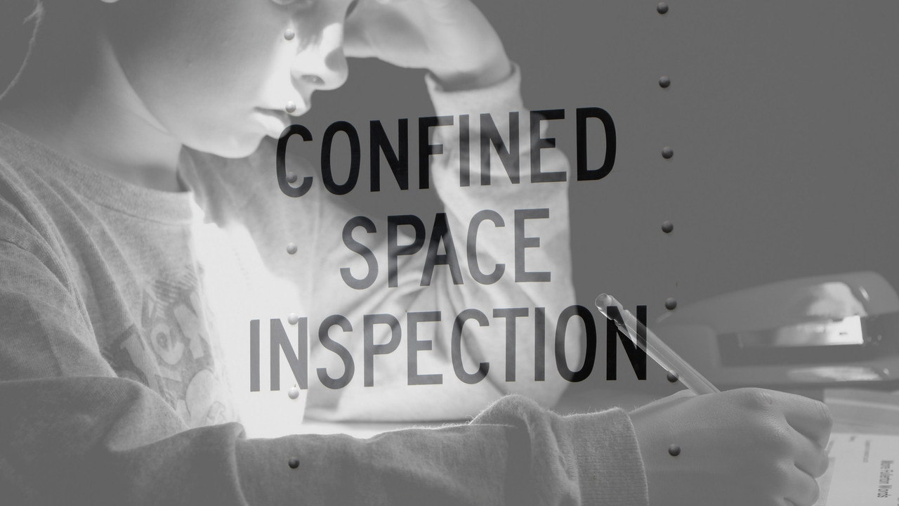 Confined Space Inspection -  Wake Now Discover