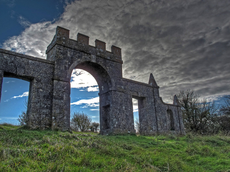 Grange Arch.