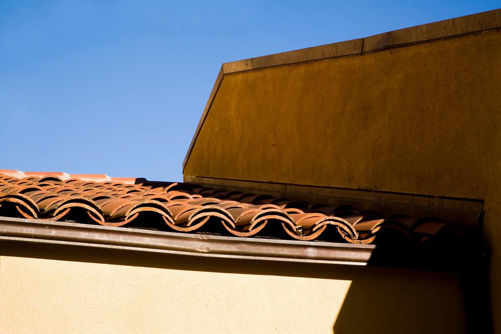Spanish tiles...