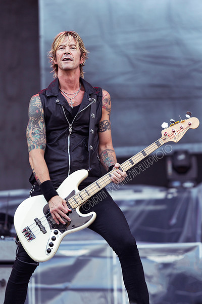 Duff McKagan, Walking Papers, Milan, June 2014