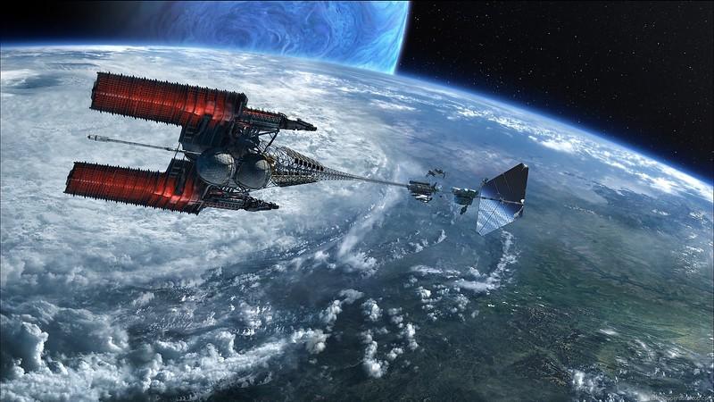 Avatar-Spaceship
