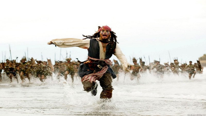 Pirates-Of-The-Caribbean-Running