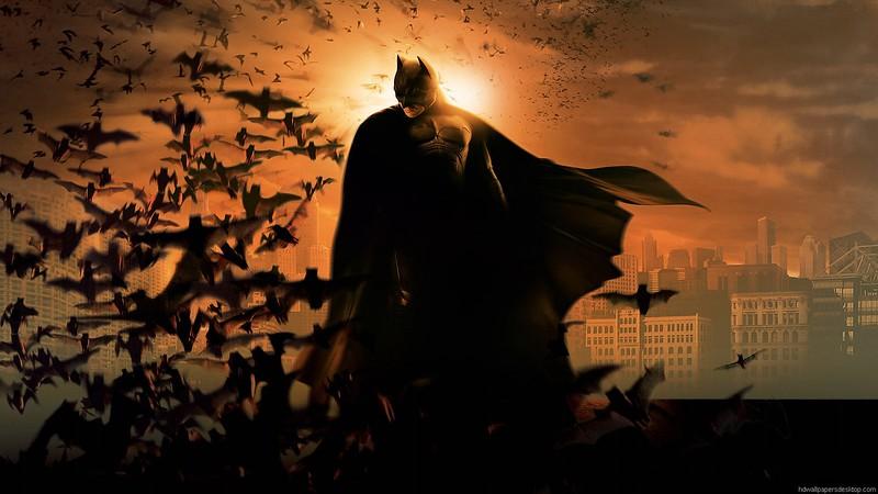 Batman-Bats