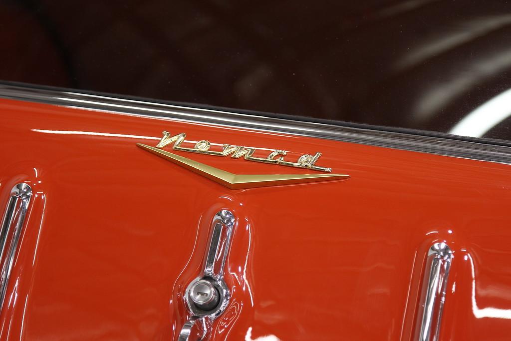 Lot 037 rear badge