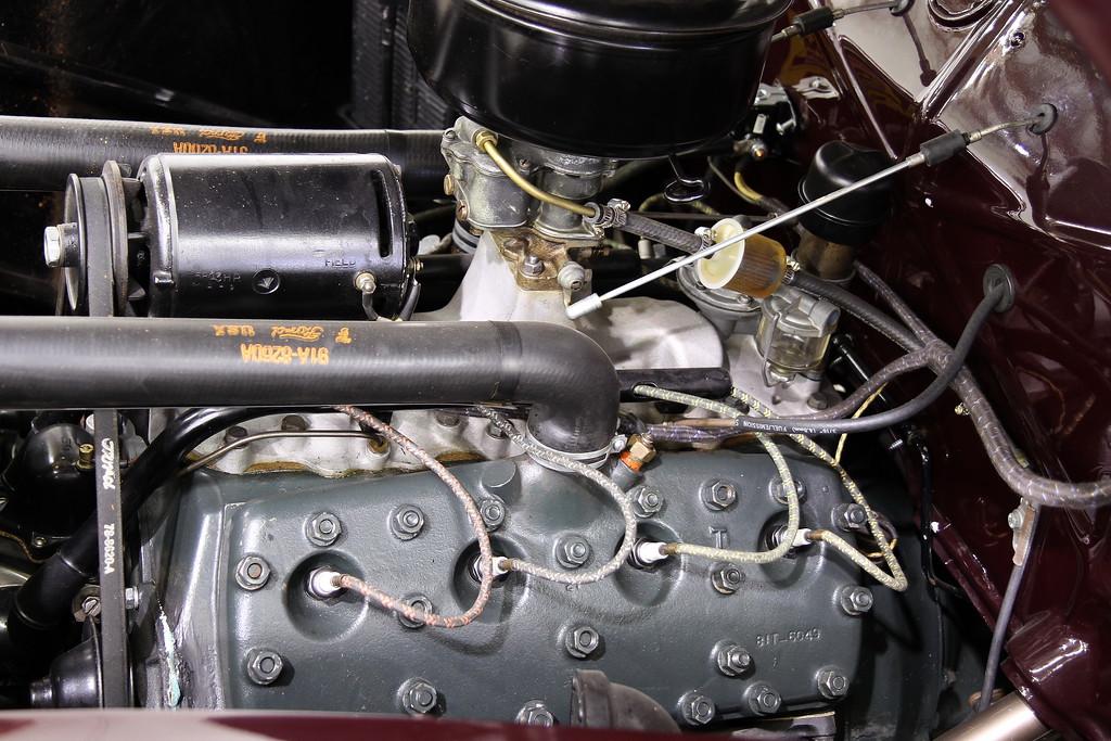 Lot 009 engine